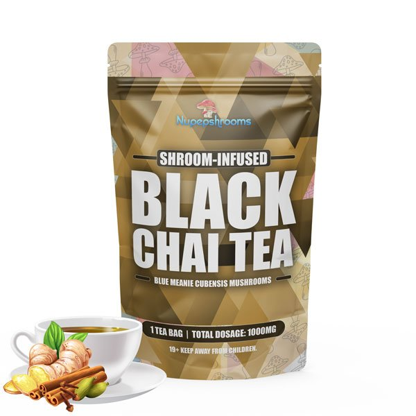 Psilocybin Black Chai Tea | 1000MG