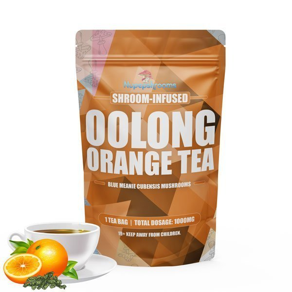 Psilocybin Oolong Orange Tea  | 1000MG