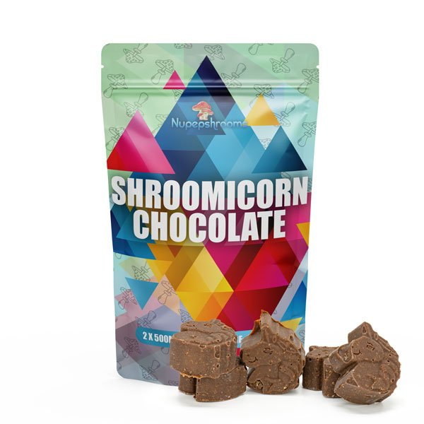 Shroomicorn Chocolate 1000MG