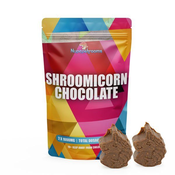 Shroomicorn Chocolate 2000MG
