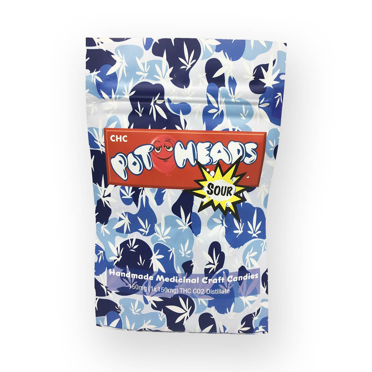 Pot Heads 150mg THC