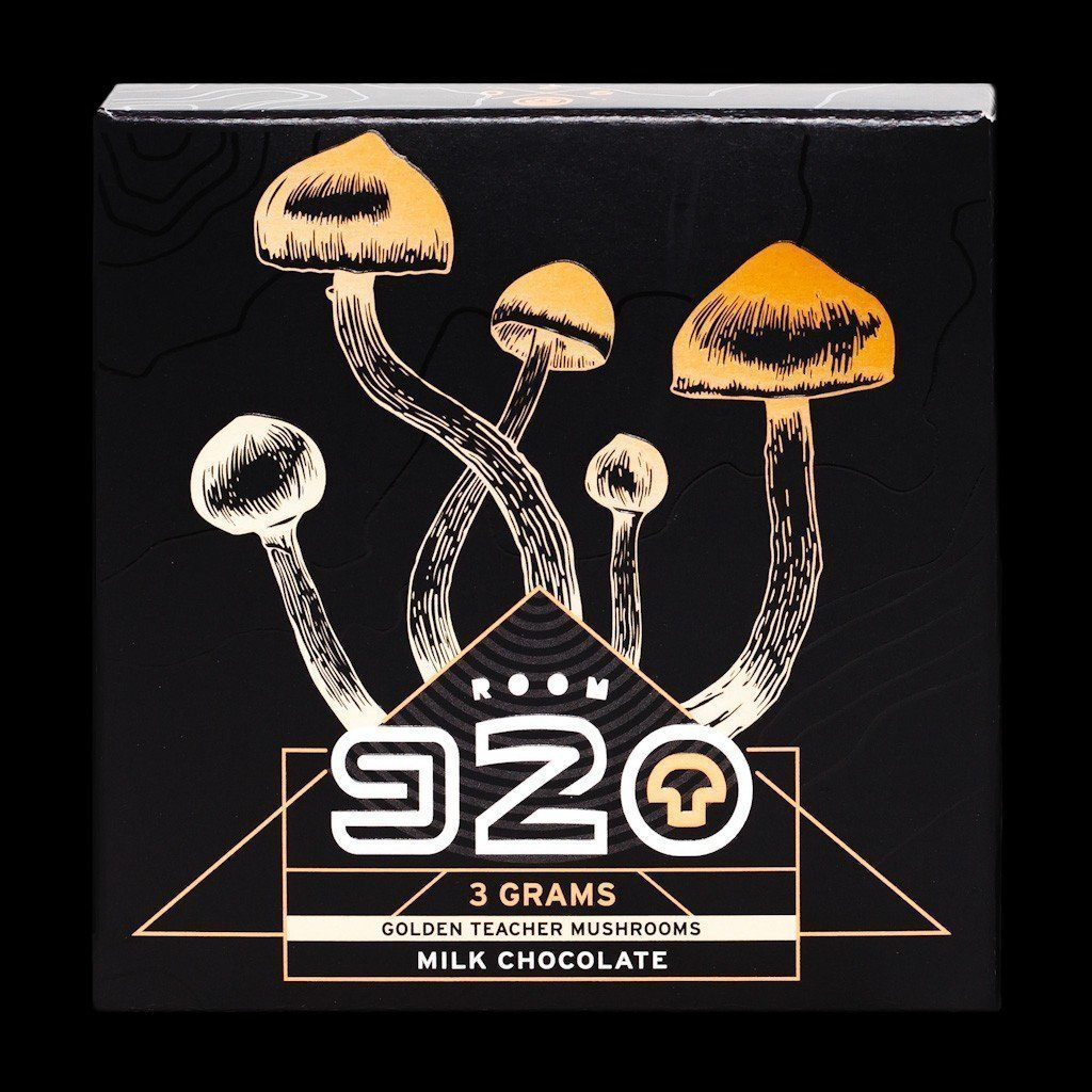920 MILK CHOCOLATE CUBE- 3000mg
