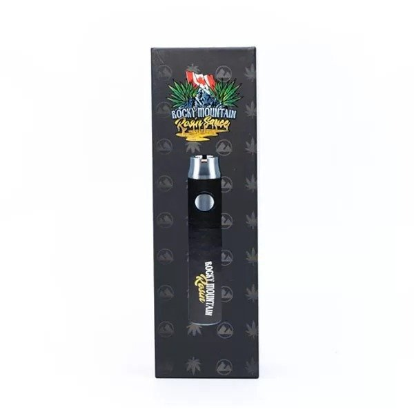 Rosin Vape Pen Kit (Rocky Mountain Rosin)