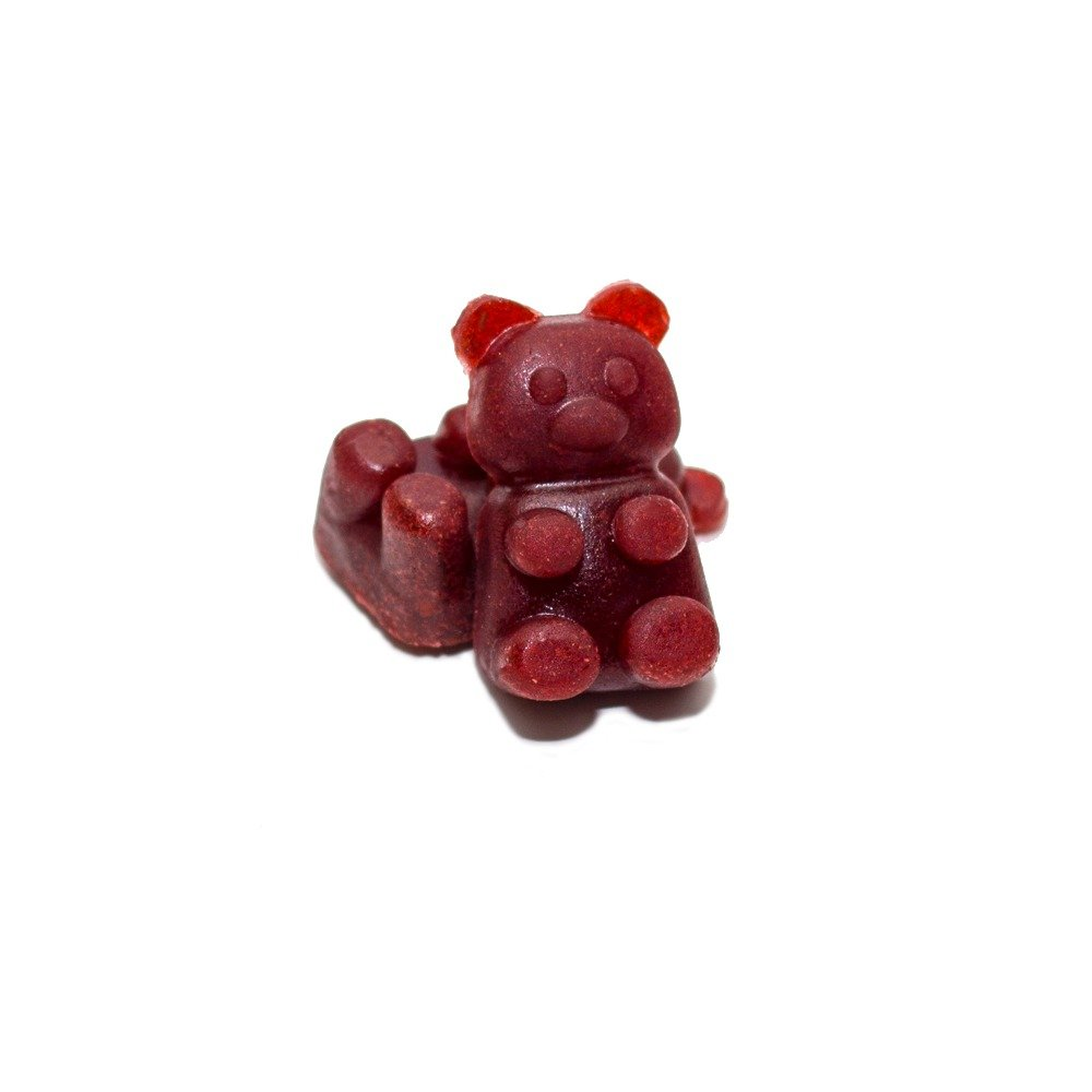 SHROOMIES CHERRY LIME GUMMY BEARS – 1000MG