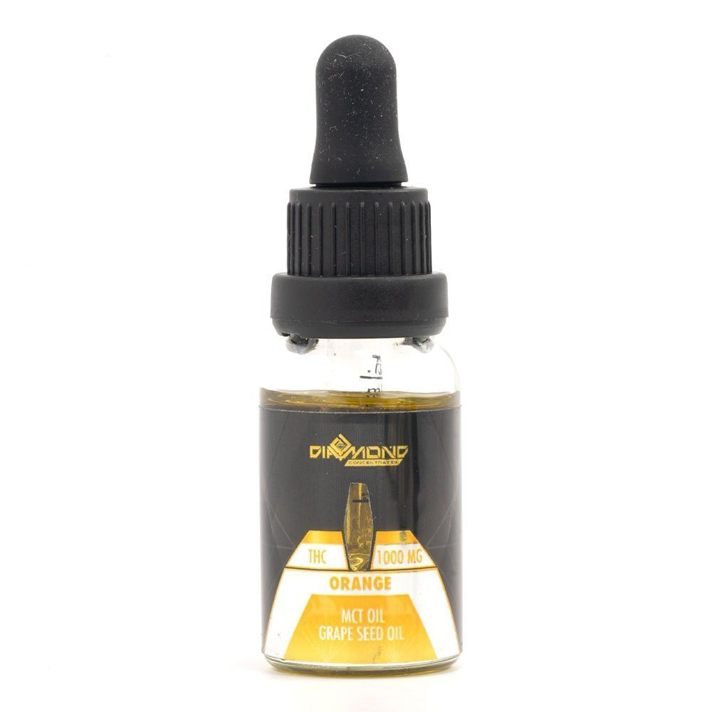 Diamond Concentrates – Tinctures
