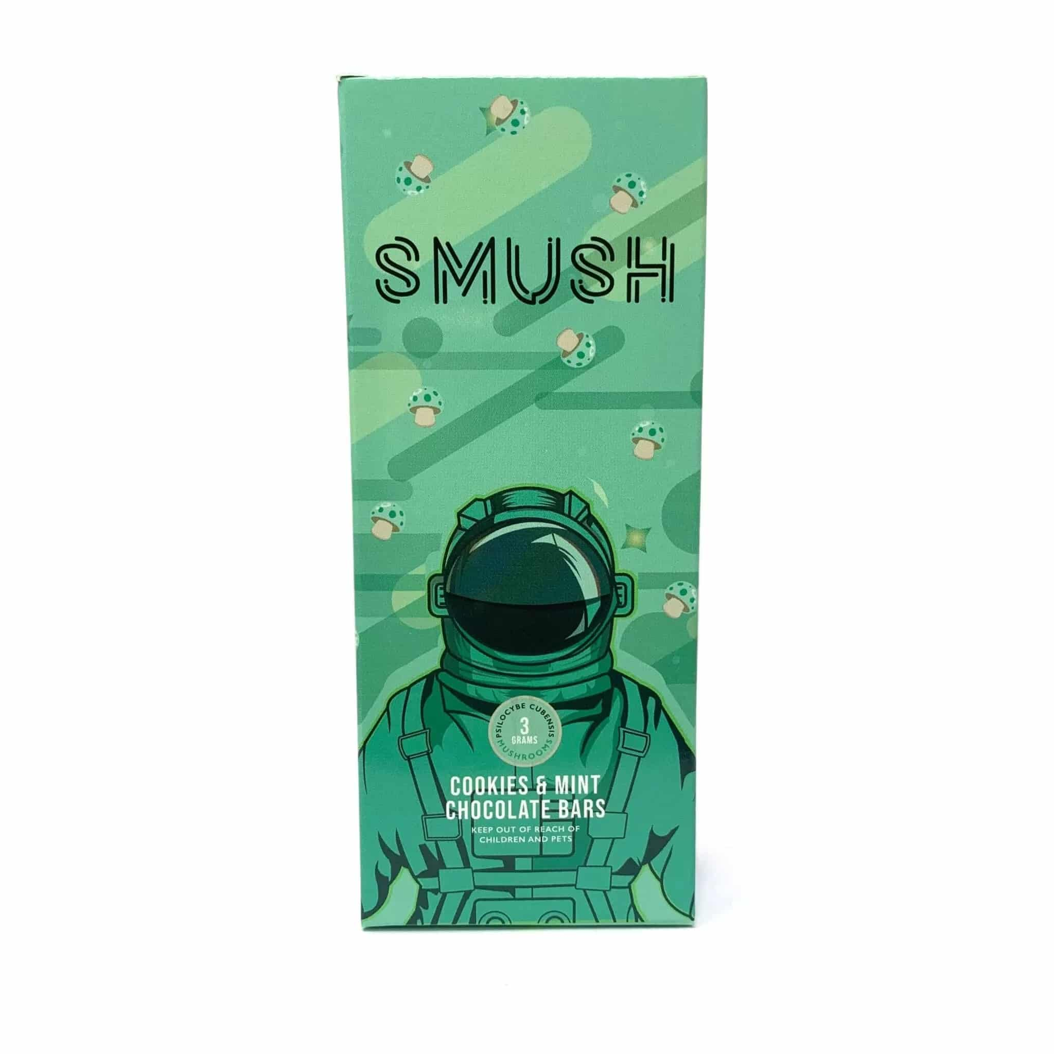 Smush – Chocolate & Mint (3g)