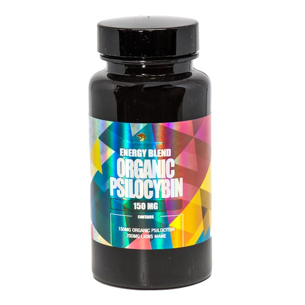 Energy Blend Microdose Capsules