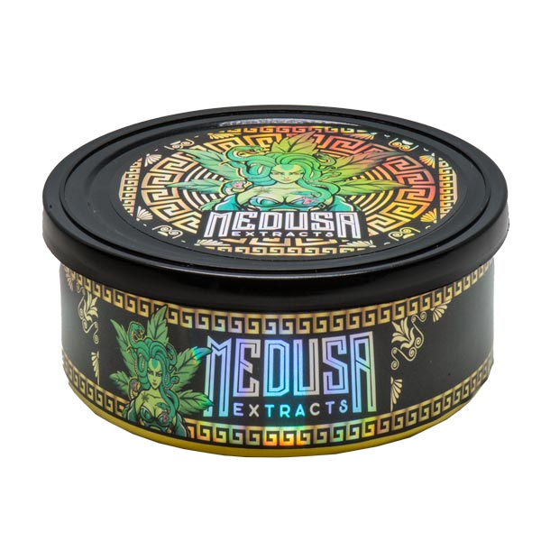 Blueberry Kush Tuna Can | Medusa Extracts